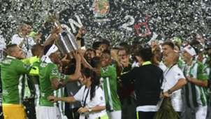 Atletico Nacional Copa Libertadores