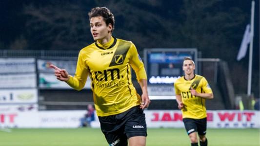 Enes Unal NAC Breda