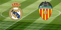Real Madrid v Valencia2017