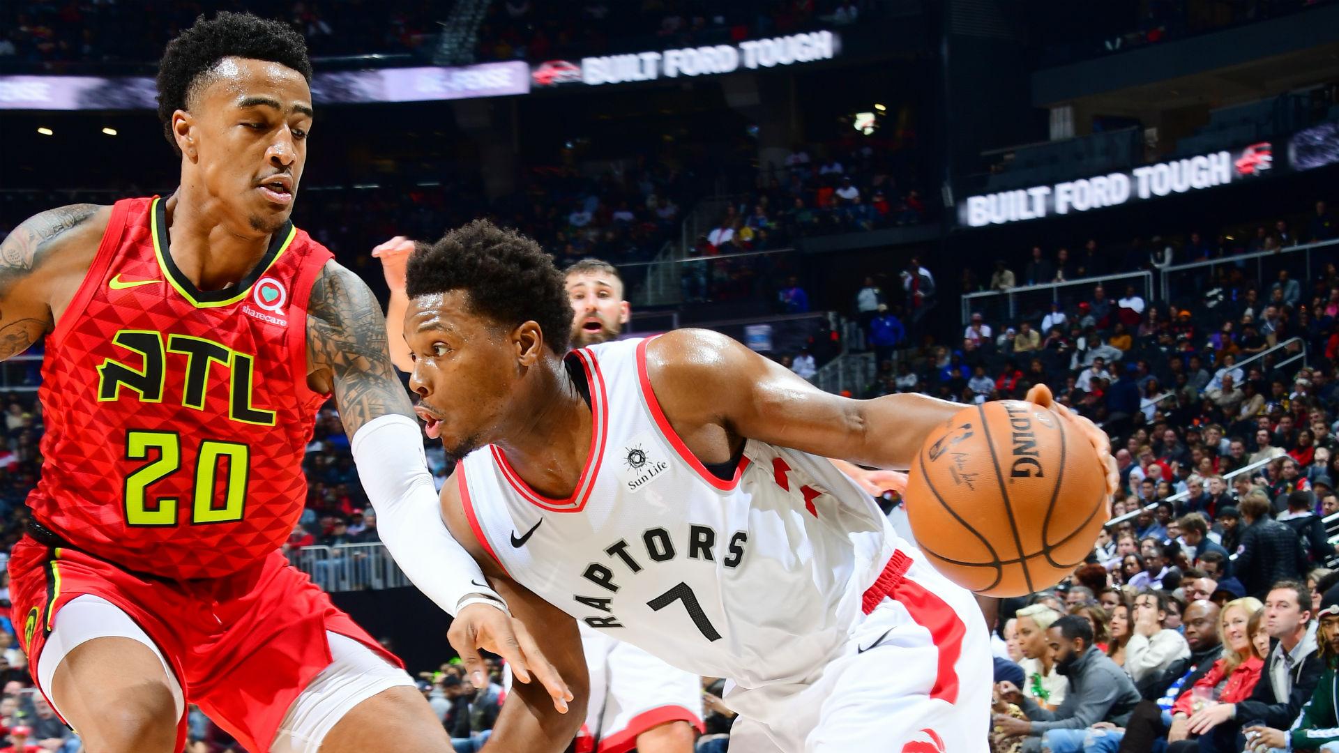 Toronto Raptors Vs Atlanta Hawks Game Preview Live