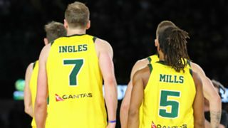 Joe Ingles and Patty Mills