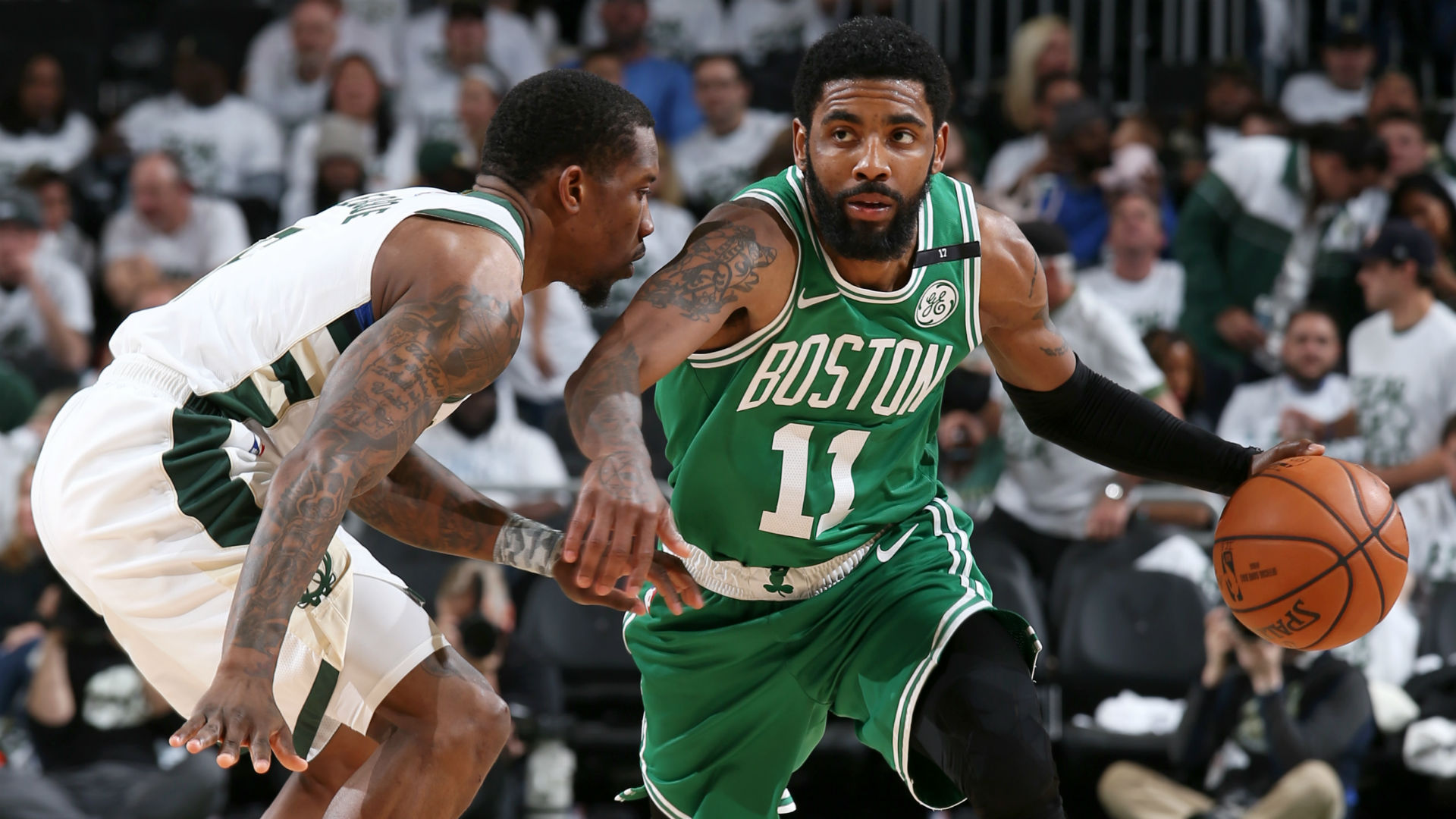 NBA Playoffs 2019: Kyrie Irving Says 'this Is What Boston