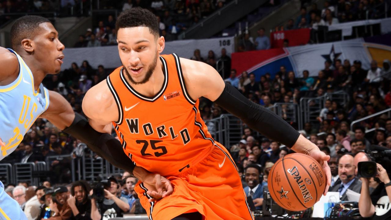 NBA All-Star 2019: Ben Simmons headlines World Team roster