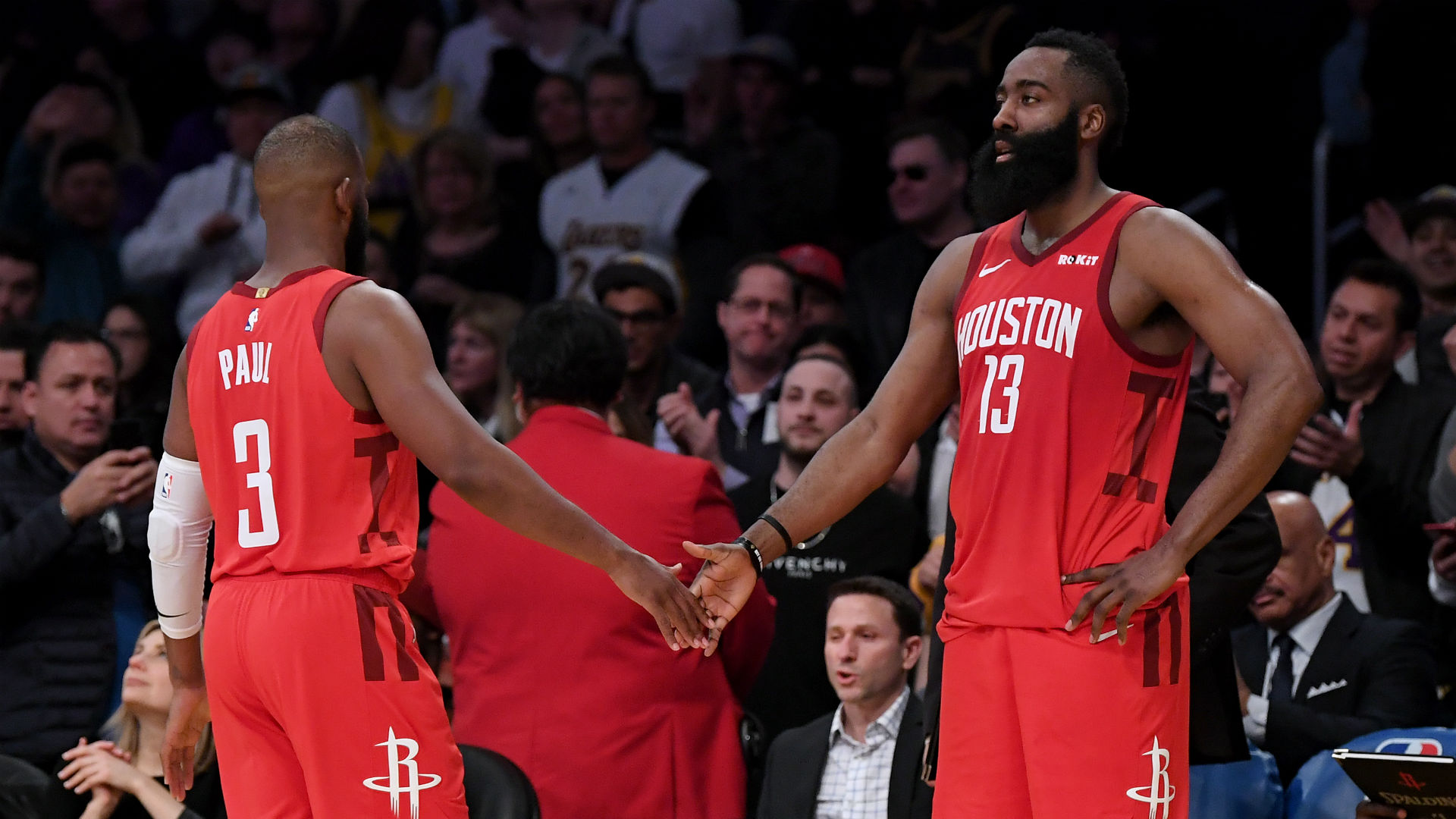 1834f3551be3 Are the Houston Rockets a bigger threat to the Golden State Warriors than  they were last season