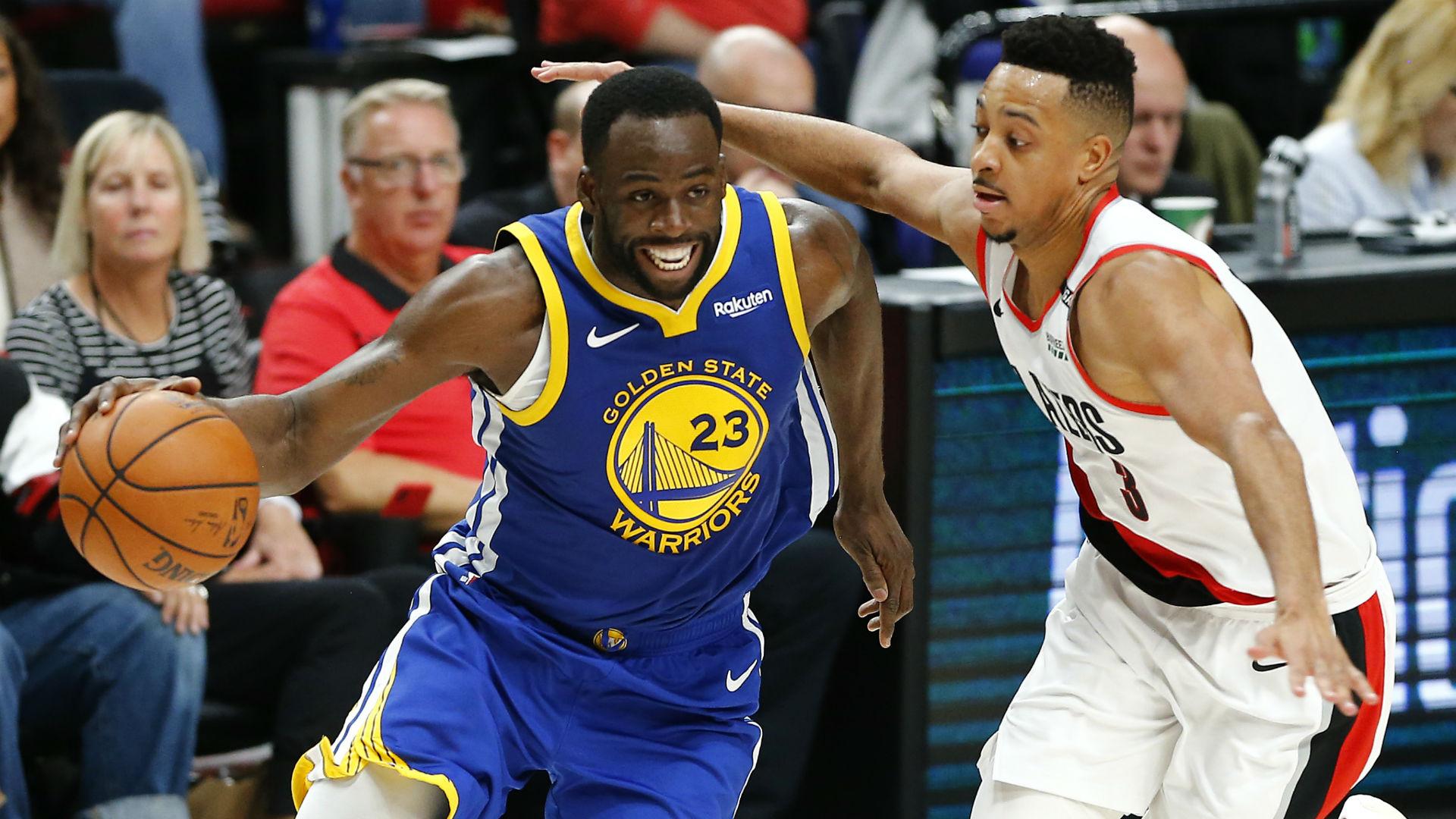 Nba Playoffs 2019 Portland Trail Blazers Vs Golden State