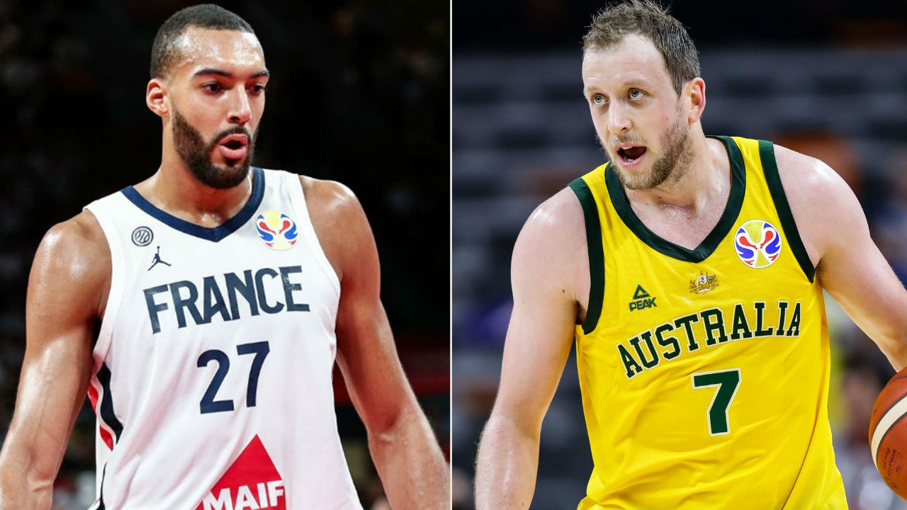 FIBA Basketball World Cup 2019: Australian Boomers vs. France - live updates, stats, highlights and more