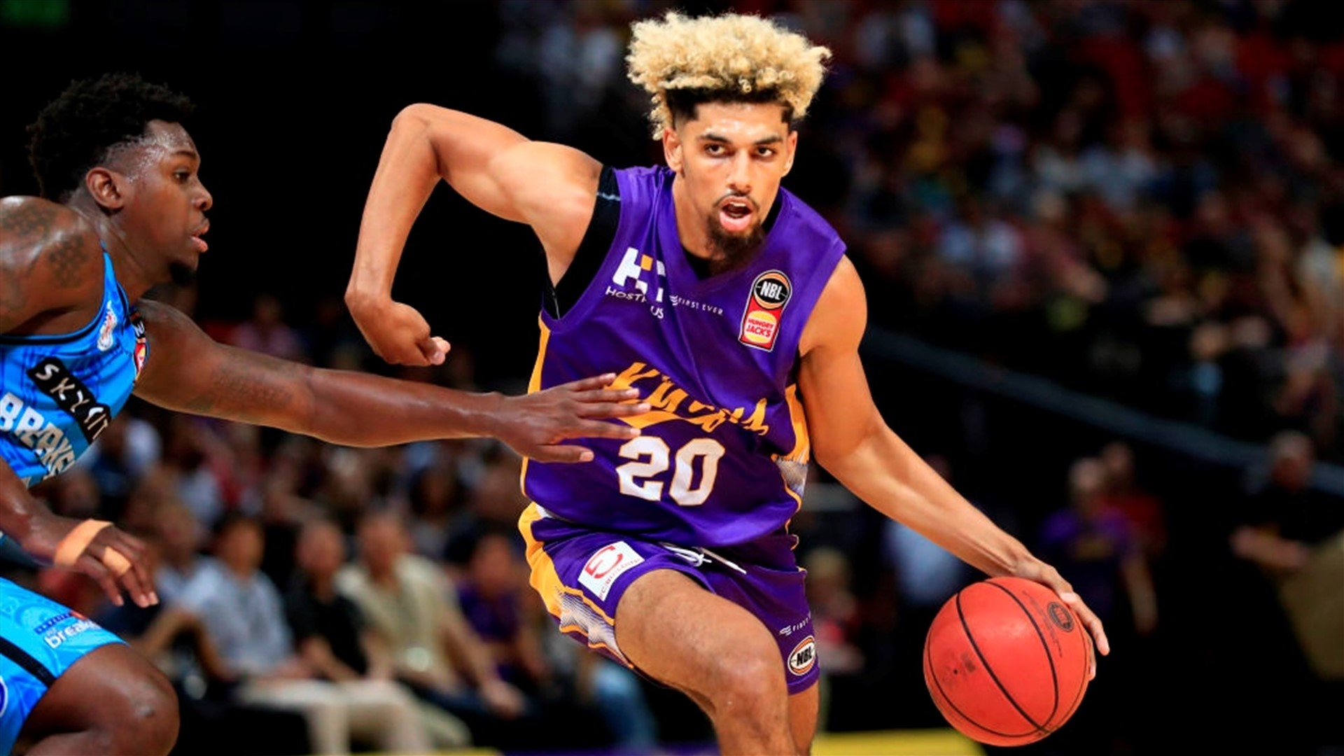 low priced 5fb87 46f13 NBA Draft 2019: Sydney Kings star Brian Bowen II is out to ...