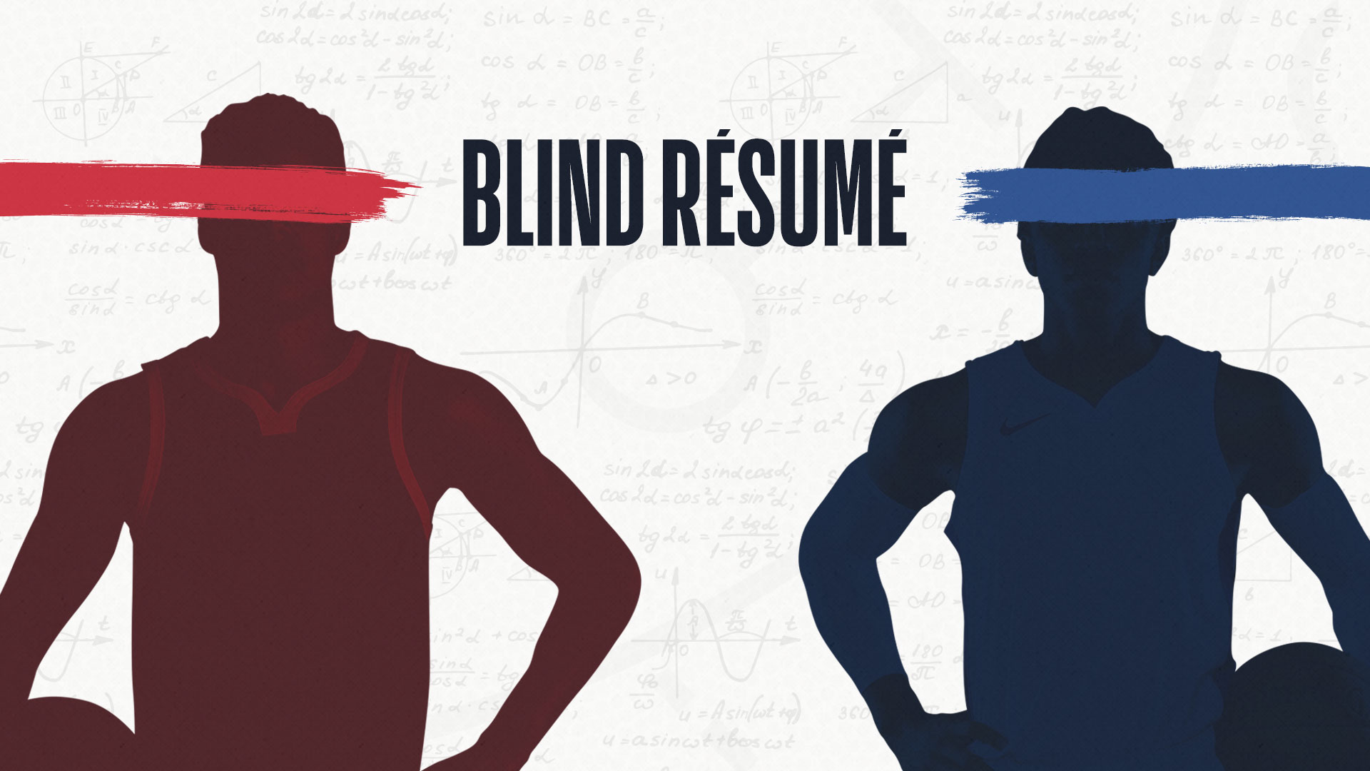 blind resumes  who is more deserving of a reserve spot in