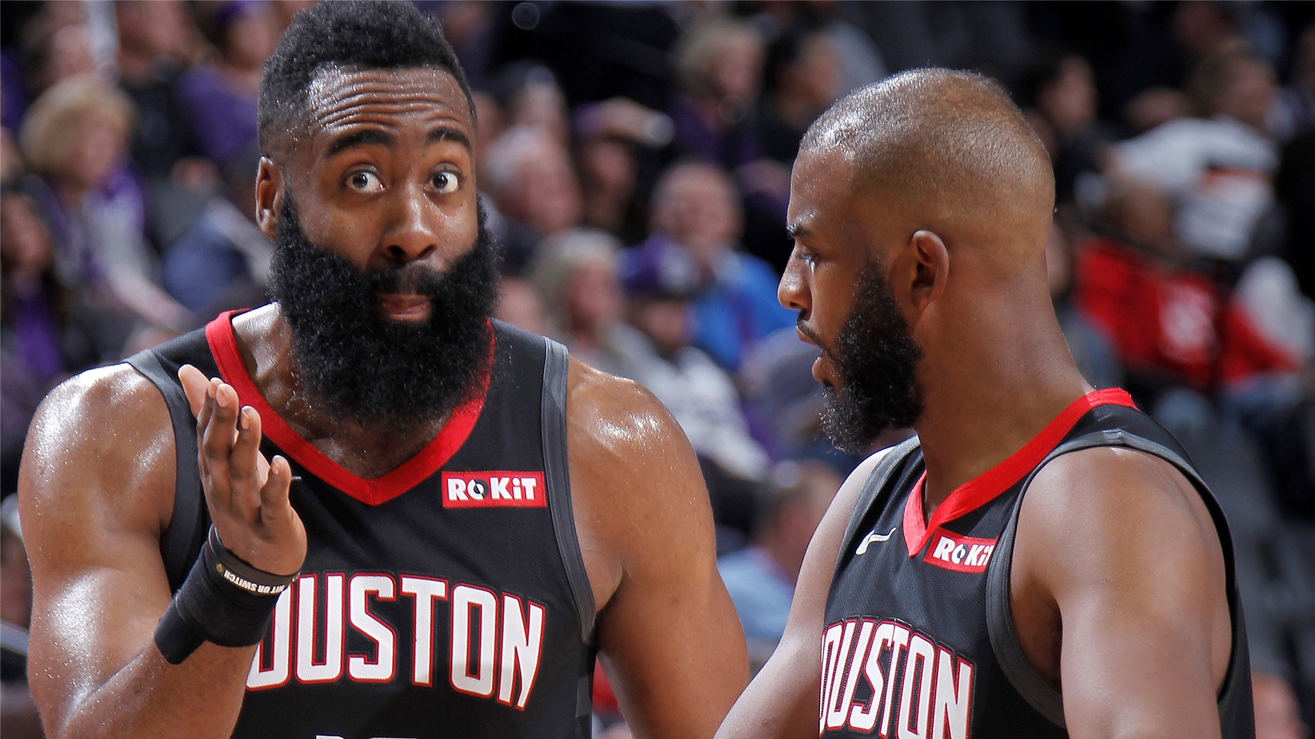 46ba5b61b256 NBA Playoffs 2019  One big stat for the Houston Rockets to pay attention to  in Game 3 against the Golden State Warriors