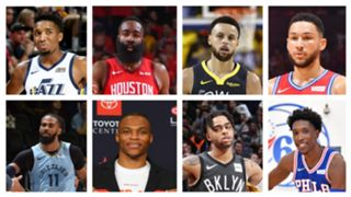 How would you rank the top backcourts heading into the 2019-20 season?