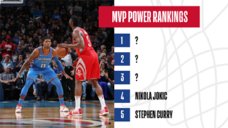 Paul George is in the thick of the MVP race