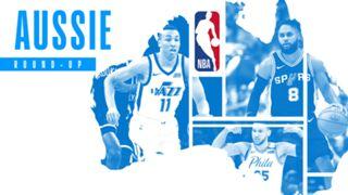 NBA Australia Roundup
