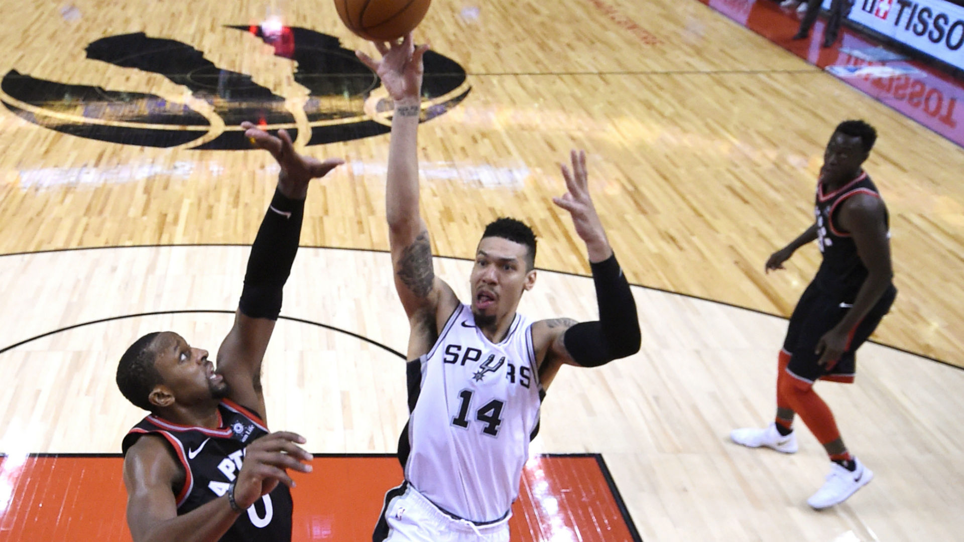 Danny Green breaks down blockbuster Raptors Spurs trade on podcast ... d72e519b5