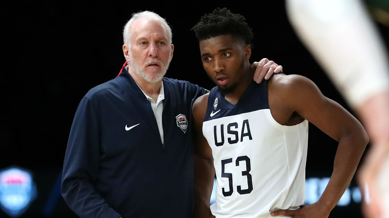 FIBA Basketball World Cup 2019: Gregg Popovich marvels at coaching in front of gigantic Melbourne crowd: 'It felt like I was in a movie' | NBA.com India | The official site of the NBA
