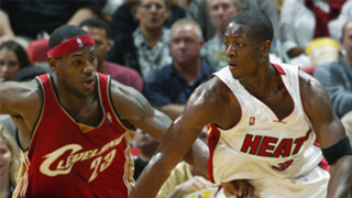 LeBron James and Dwyane Wade first played on November 12, 2003