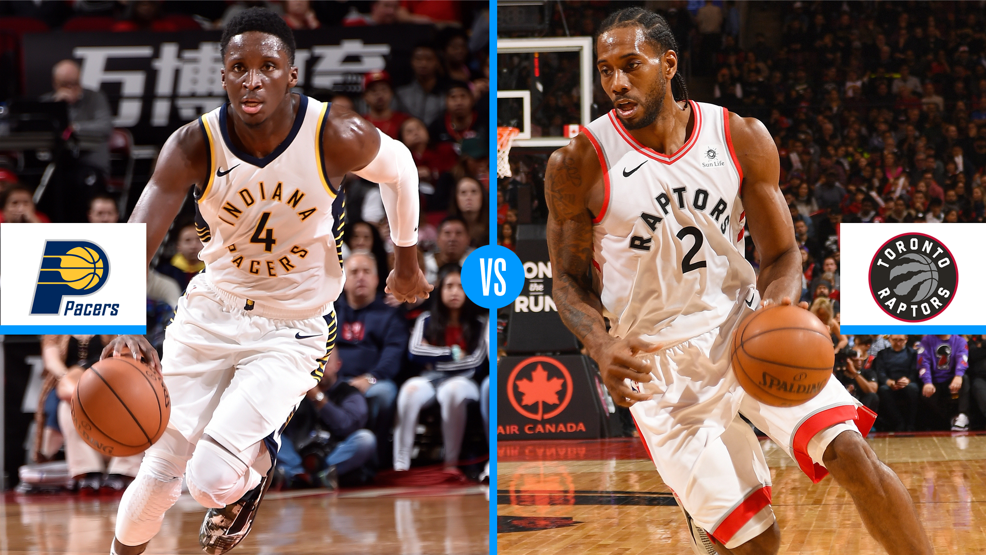 Indiana Pacers Vs Toronto Raptors Game Preview Live
