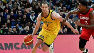 Before the start of the NBA season, Joe Ingles will lead Australia in the 2019 FIBA World Cup.