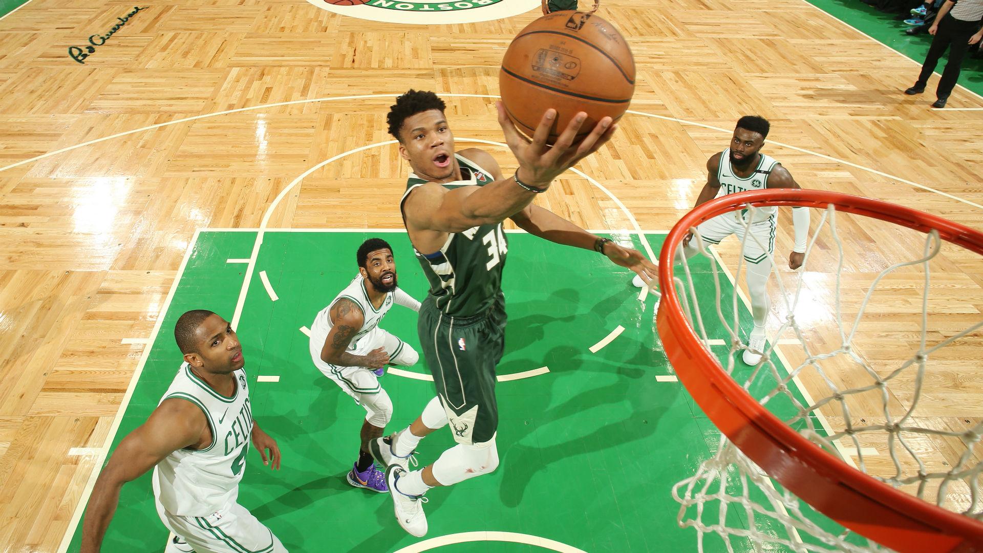 NBA Playoffs 2019: Giannis Antetokounmpo, Milwaukee Bucks