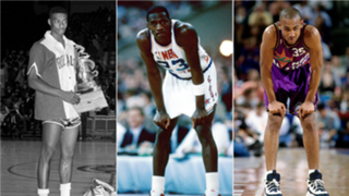 Oscar Robertson, Michael Jordan and Grant Hill were rookie All-Stars