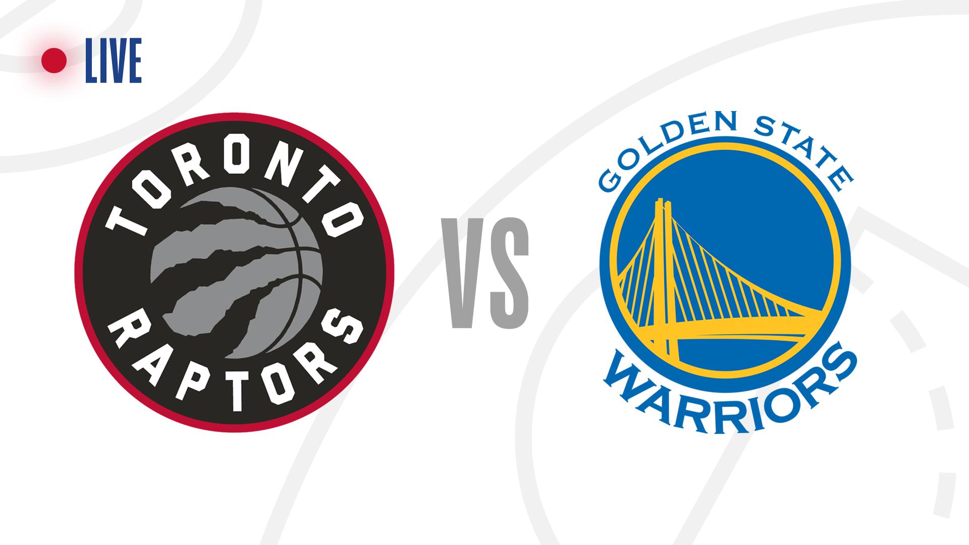 Toronto Raptors Vs Golden State Warriors Live Updates
