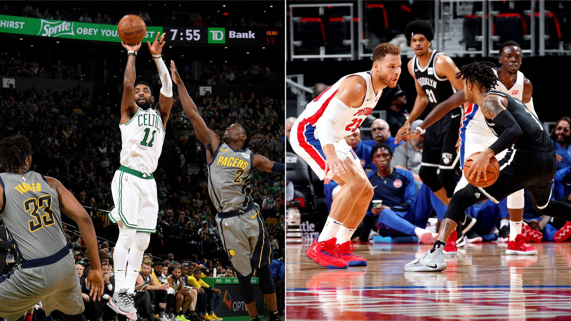 Eastern Conference playoff picture continues to take shape ...