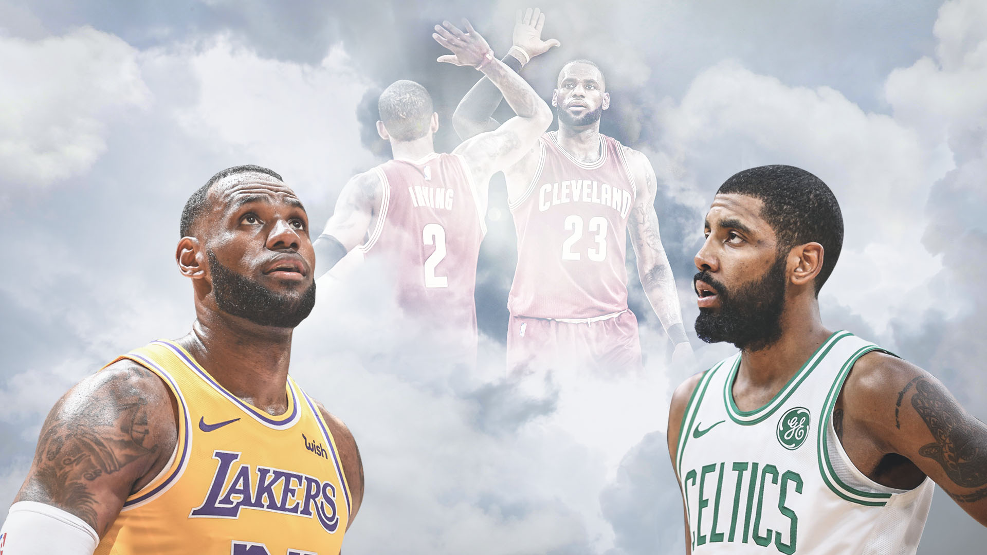 Lebron James And Kyrie Irving Questioning How Time Spent Apart Changes Our Perception Of The Former Teammates Nba Com Canada The Official