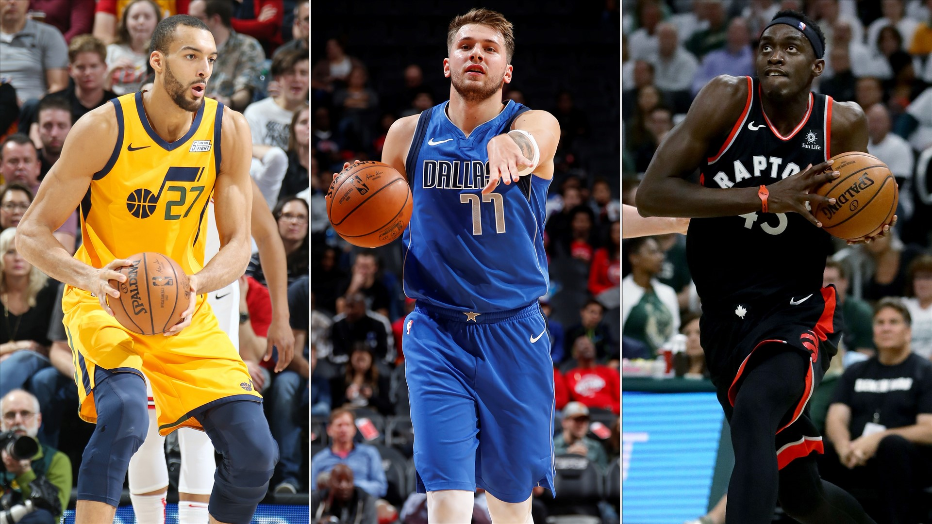 Which players will be first-time All-Stars in the 2019-20 NBA season?