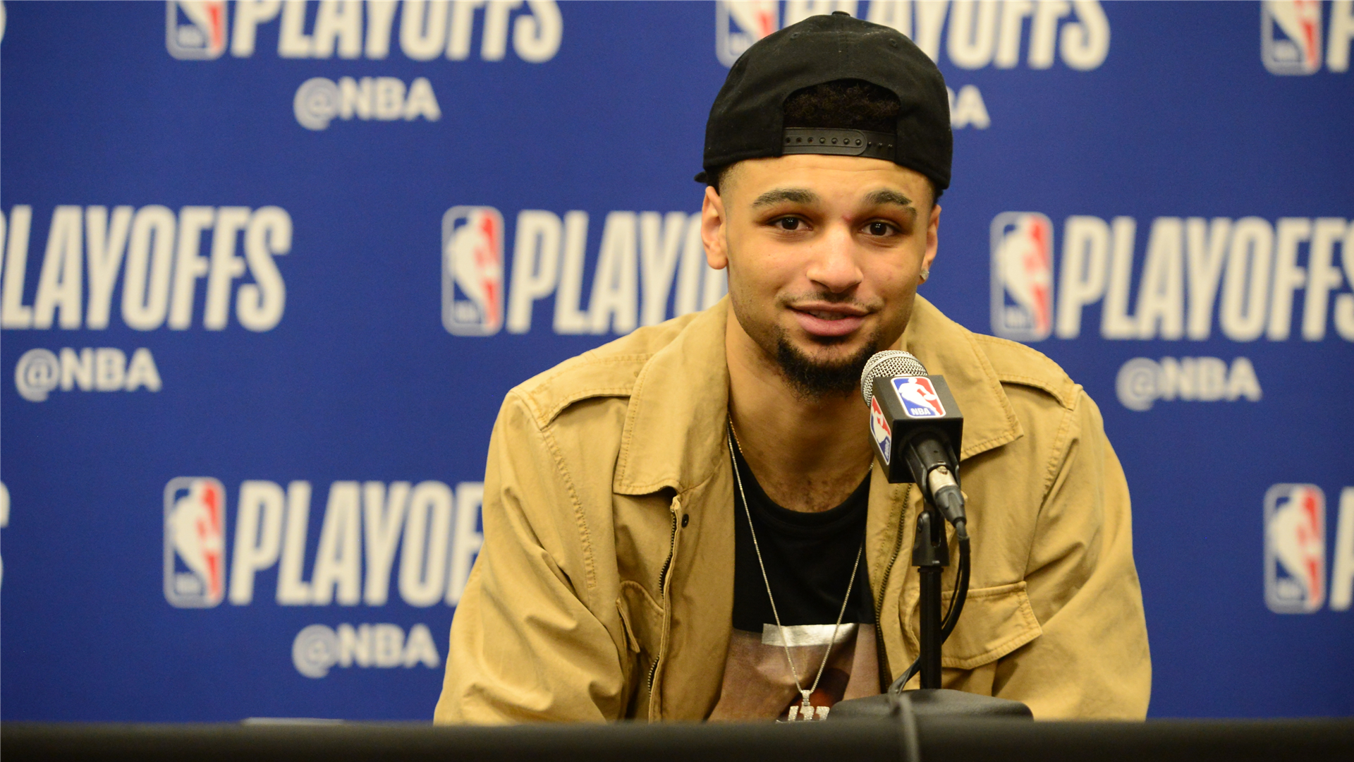 NBA Playoffs 2019: 'He doesn't force any plays' - Jamal Murray talks