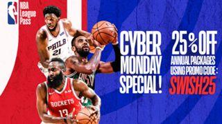 League Pass Cyber Monday
