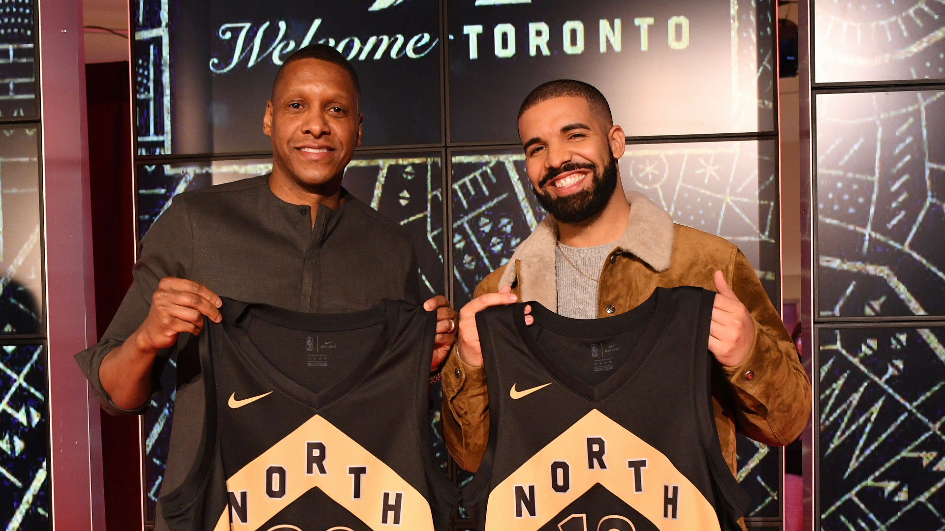 best website 4cb3f cedc2 When are the Toronto Raptors' 2018-19 'Welcome Toronto ...