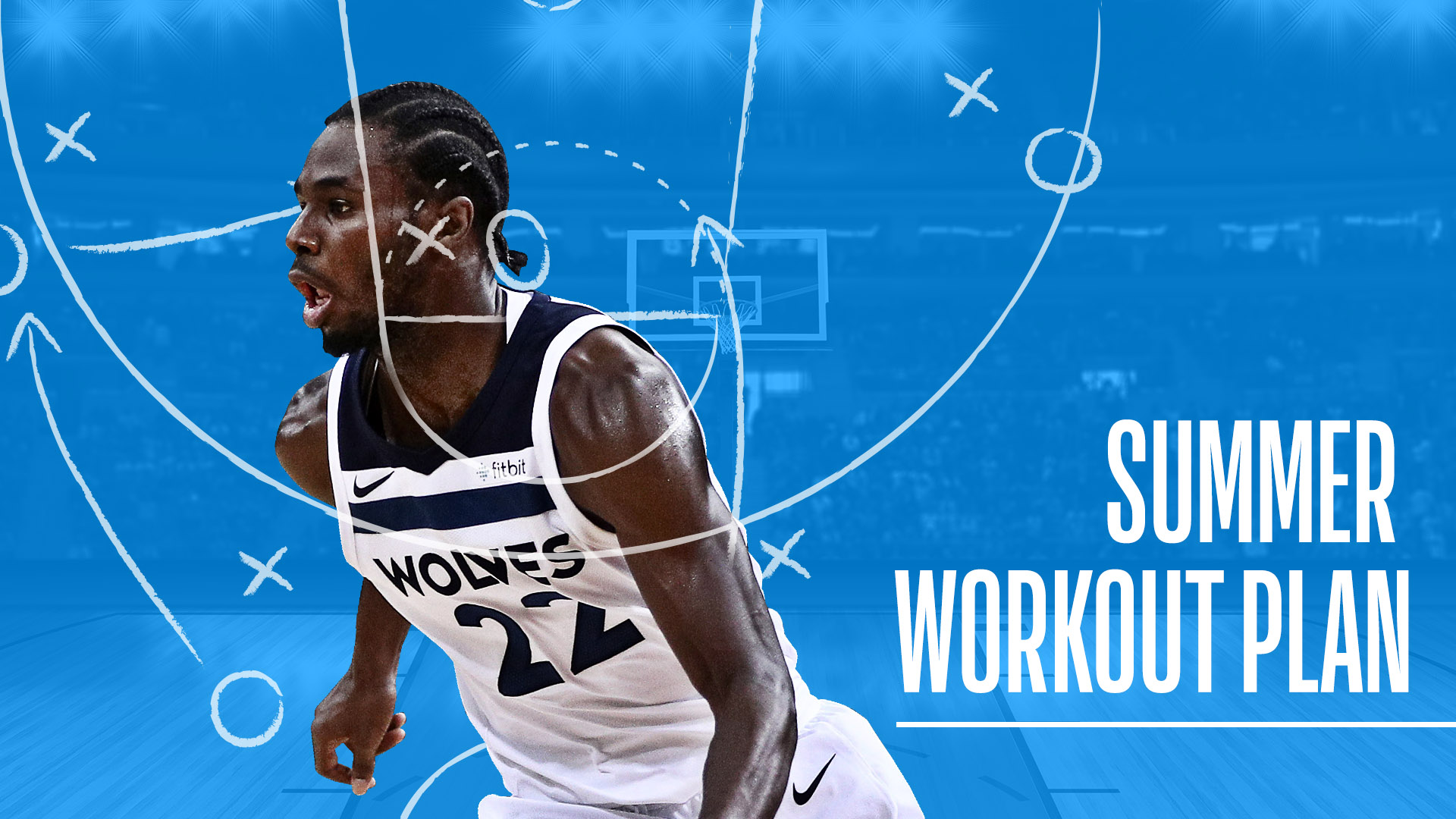 Summer Workout Plan: How Andrew Wiggins can get his ...
