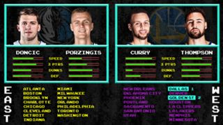 Which current duo would you pick in a modern version of NBA Jam?