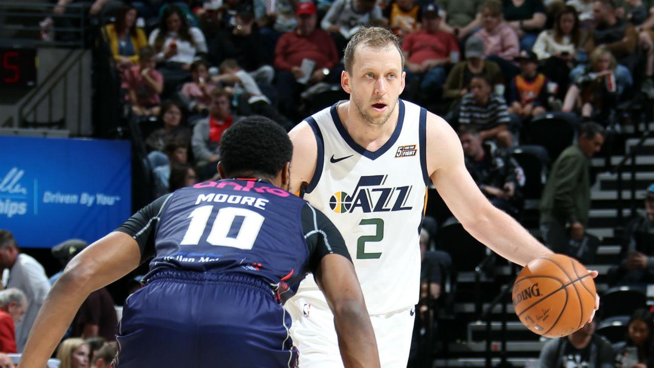 Joe Ingles leads Utah Jazz past Adelaide 36ers in first pre-season outing