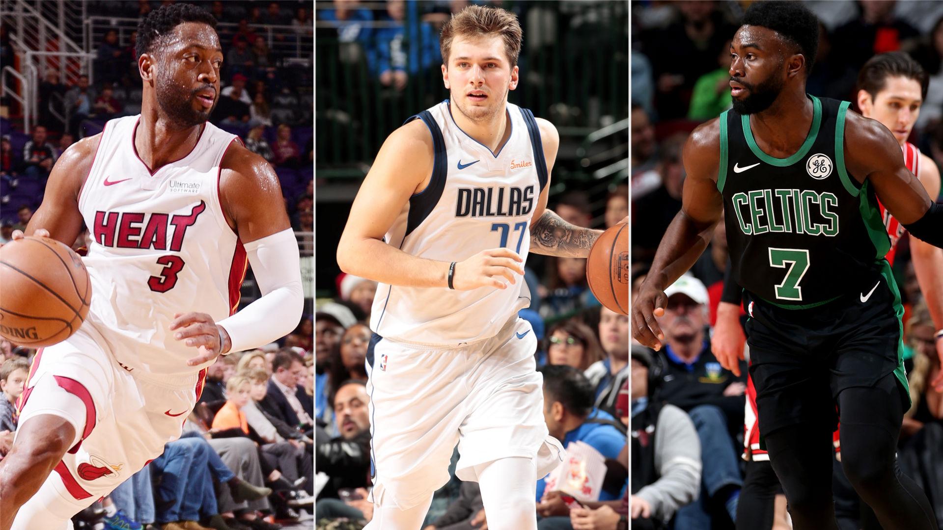 aba3f50e8 NBA news and highlights  Luka Doncic takes over for the Mavericks ...