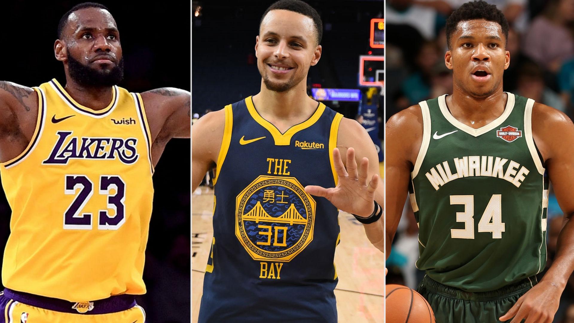 a8ed5b4132f4 NBA All-Star 2019  ¿Quiénes son los que más posibilidades tienen de ser  titulares