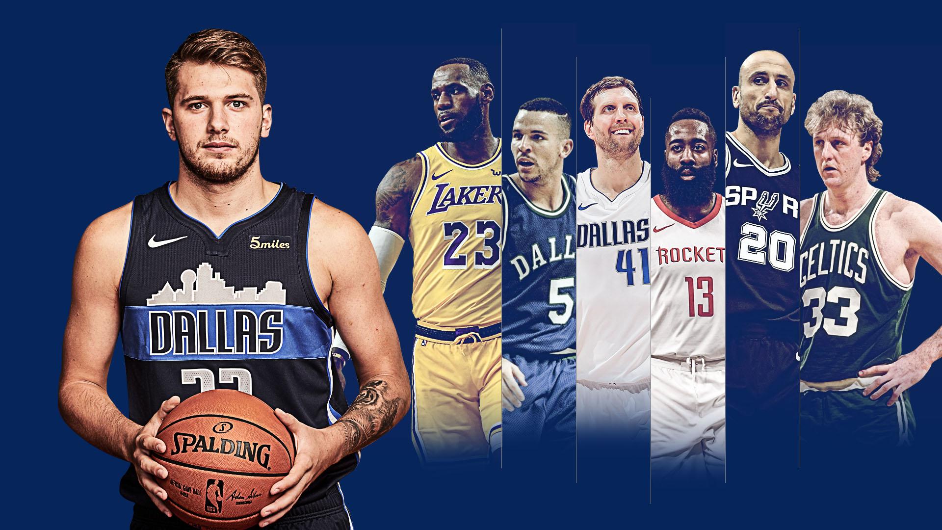 7aa9cd842c1 Diario de un novato NBA  el día a día de Luka Doncic en los Dallas  Mavericks