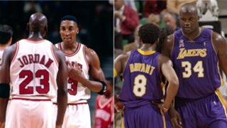 These duos won titles with slower starts through 25 games