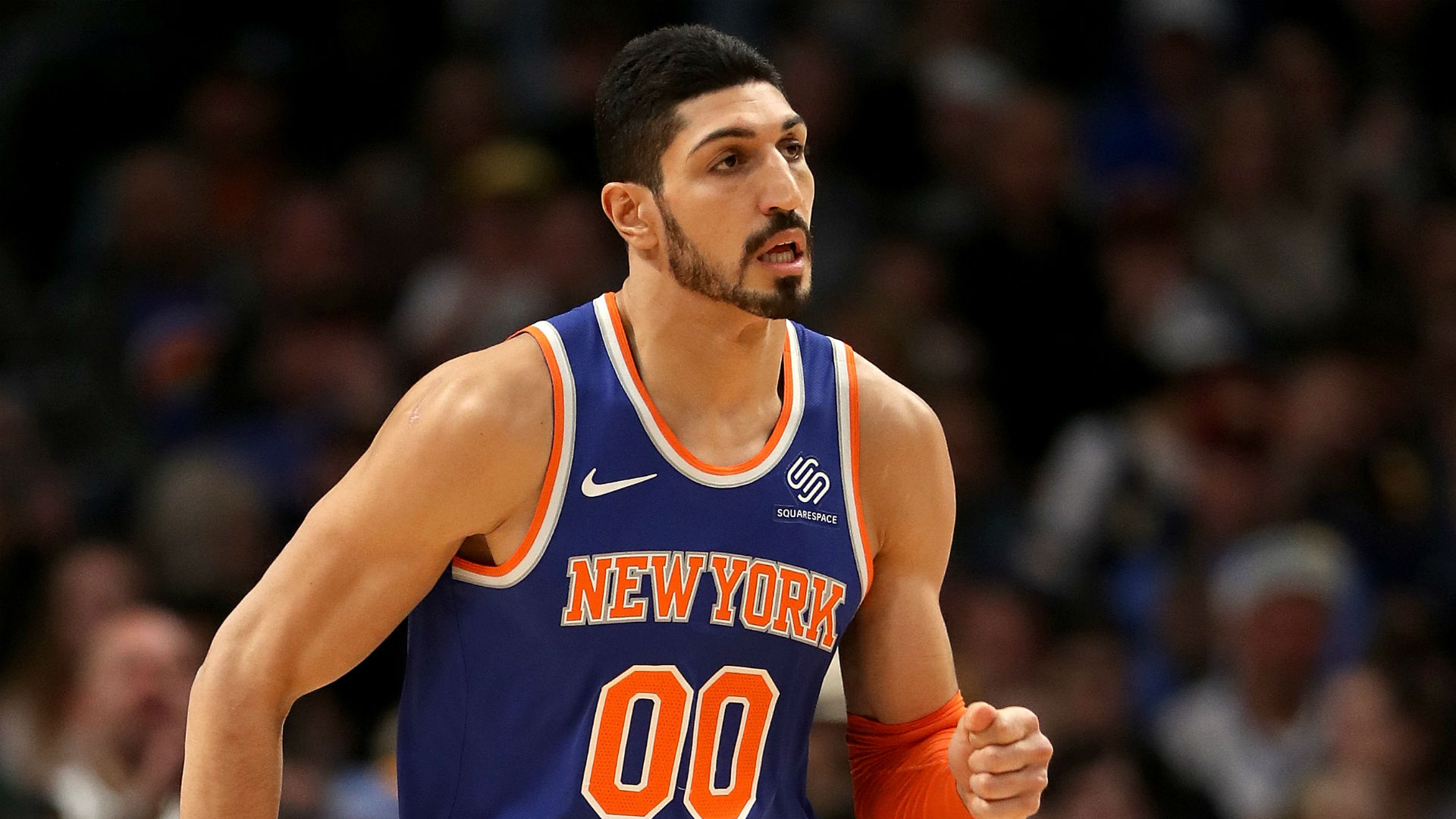 new york knicks u0026 39  centre enes kanter to skip london trip