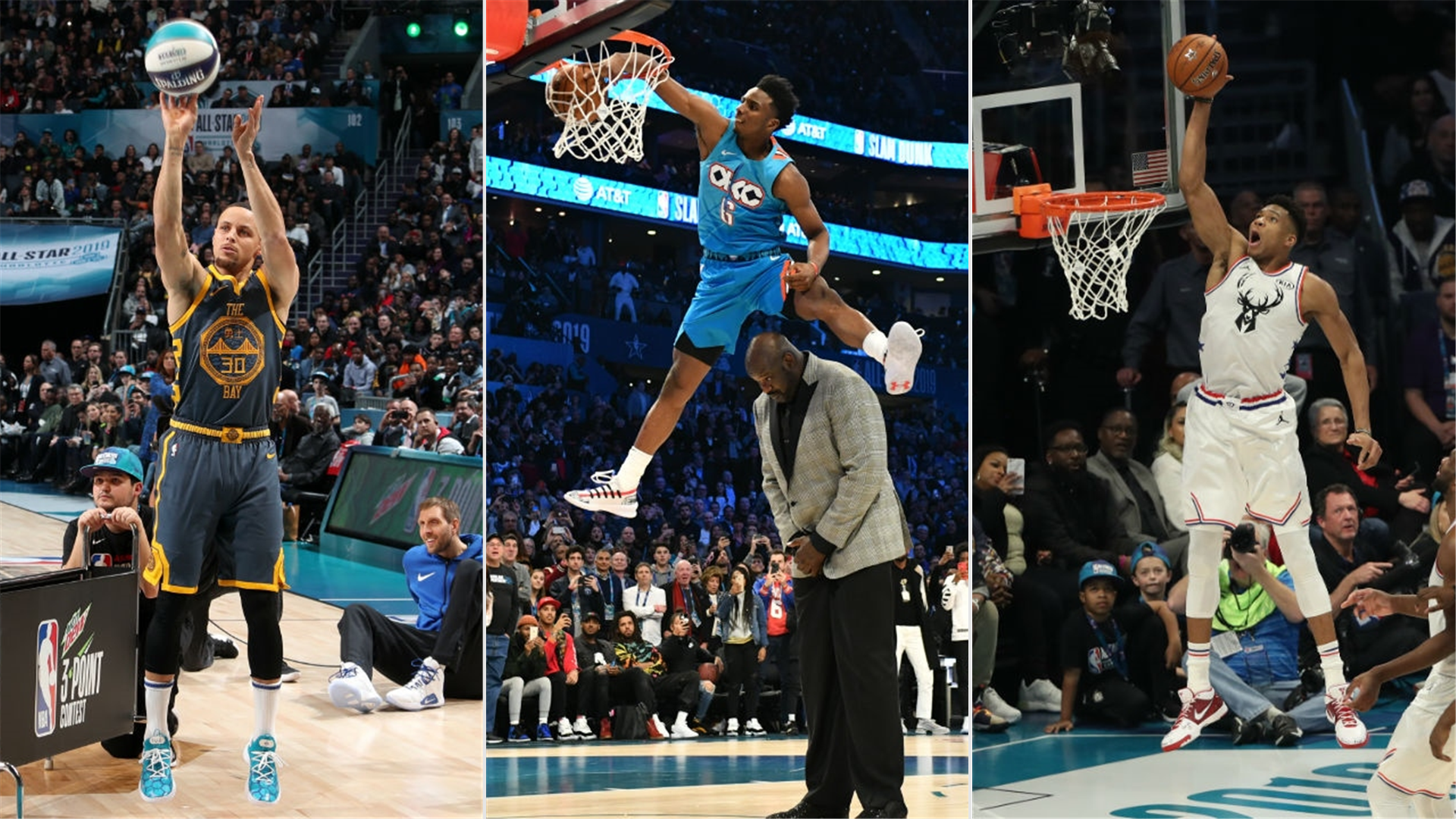 Look back over the best moments from the 2019 NBA All-Star Weekend | NBA.com
