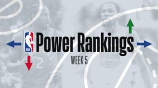 Power Rankings for Week 5