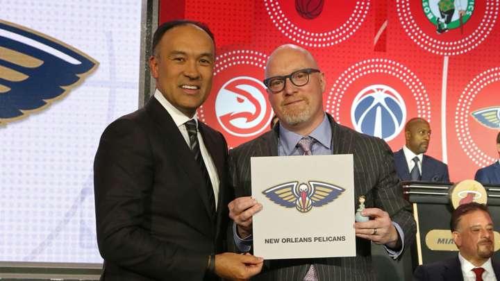 NBA Draft 2019: New Orleans Pelicans ganó la lotería y tendrá la primera elección – NBA ES