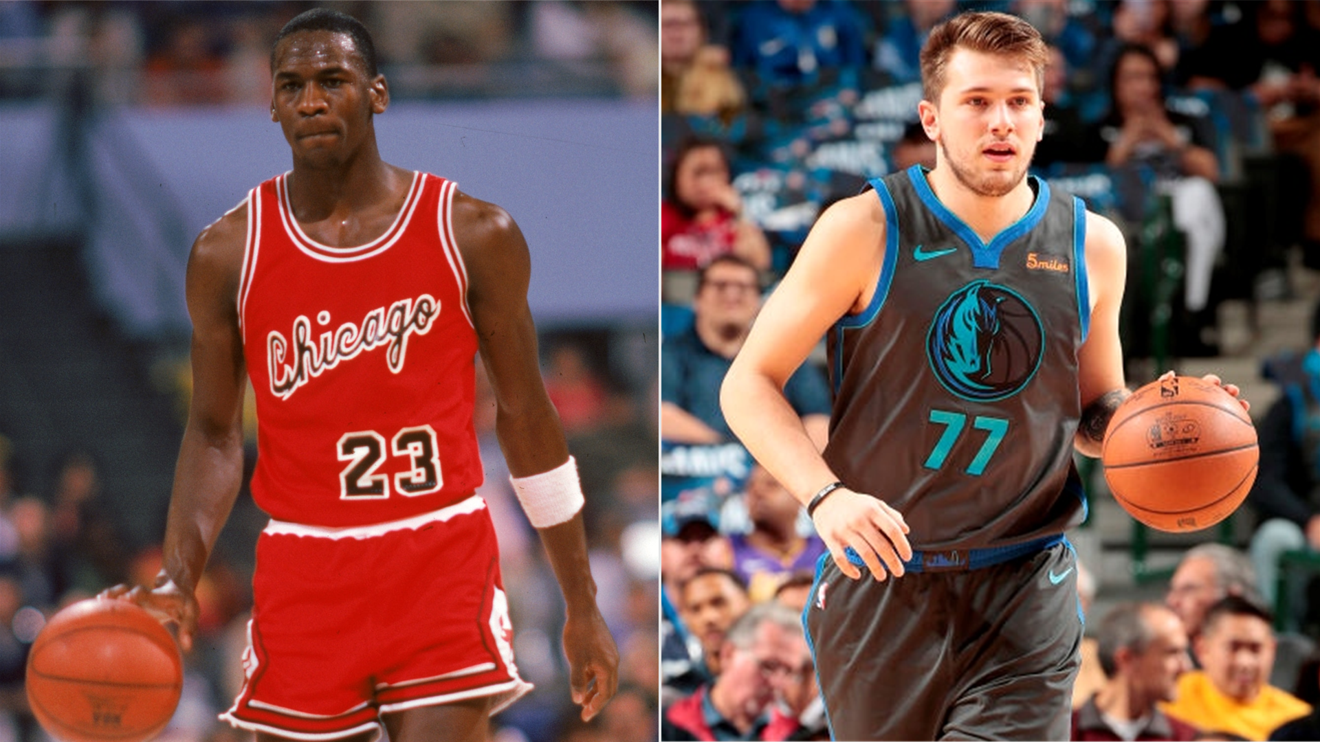 NBA All-Star Game 2019: How Luka Doncic compares with Michael Jordan and LeBron James as a ...
