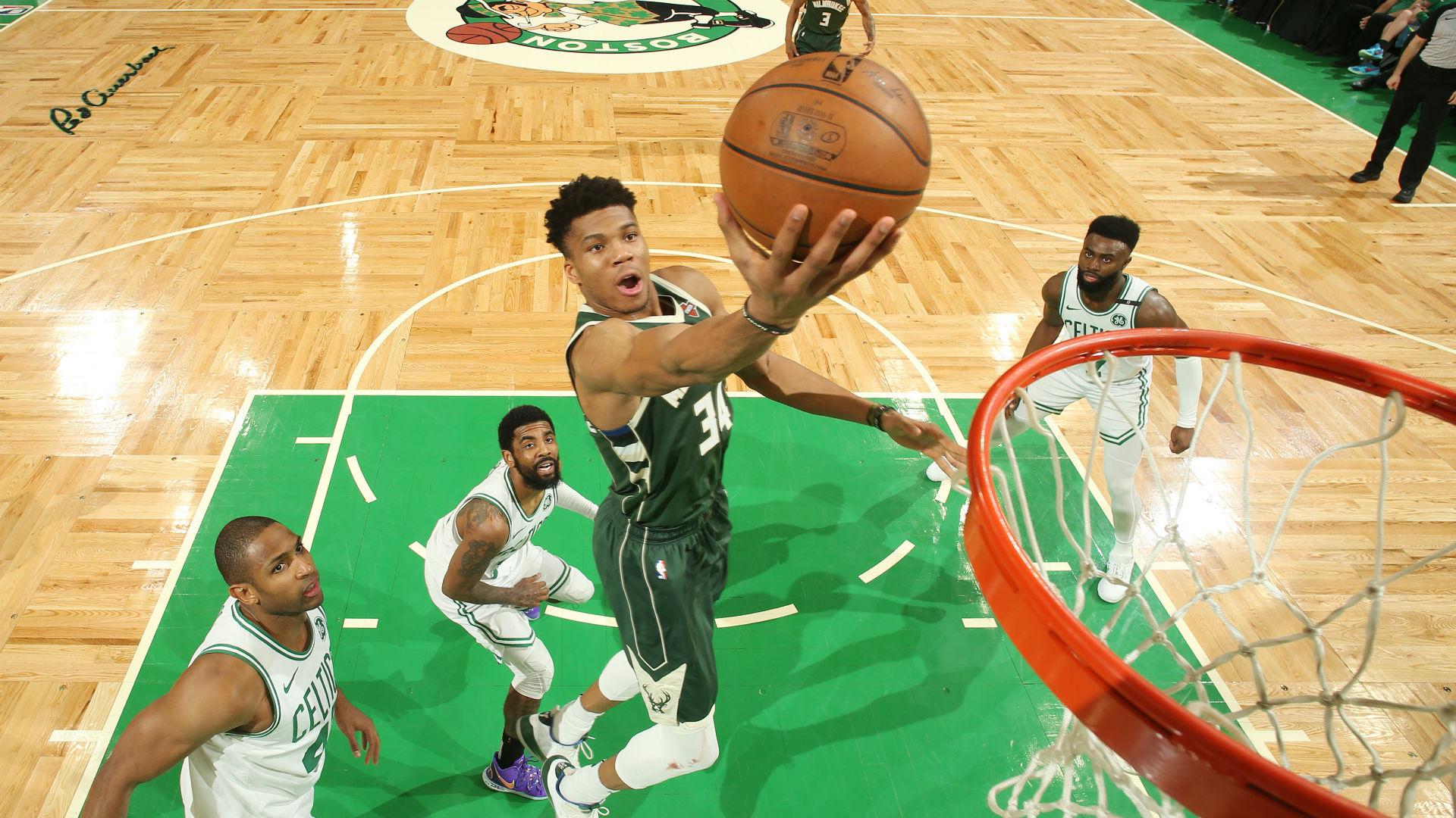 NBA Playoffs 2019: Giannis Antetokounmpo Leads Milwaukee