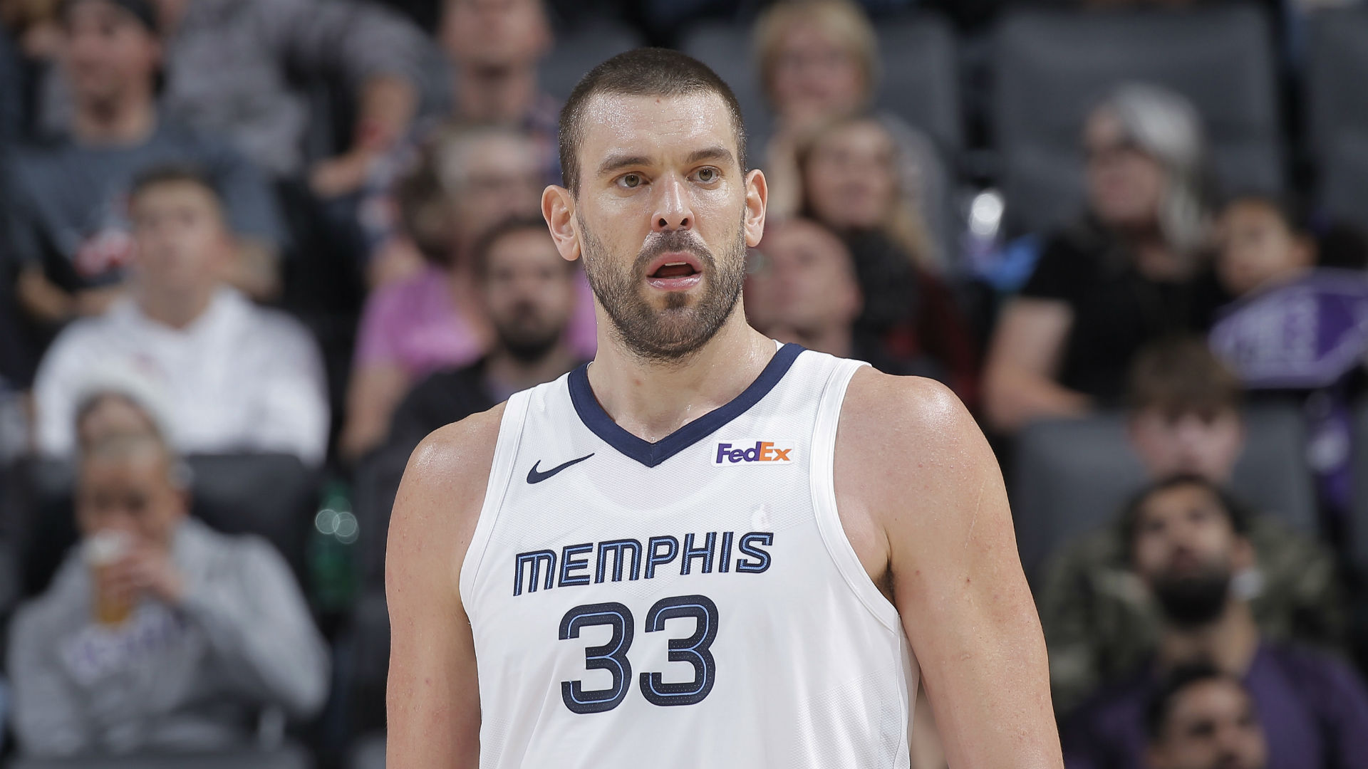 Report Marc Gasol To Make Toronto Raptors Debut Against