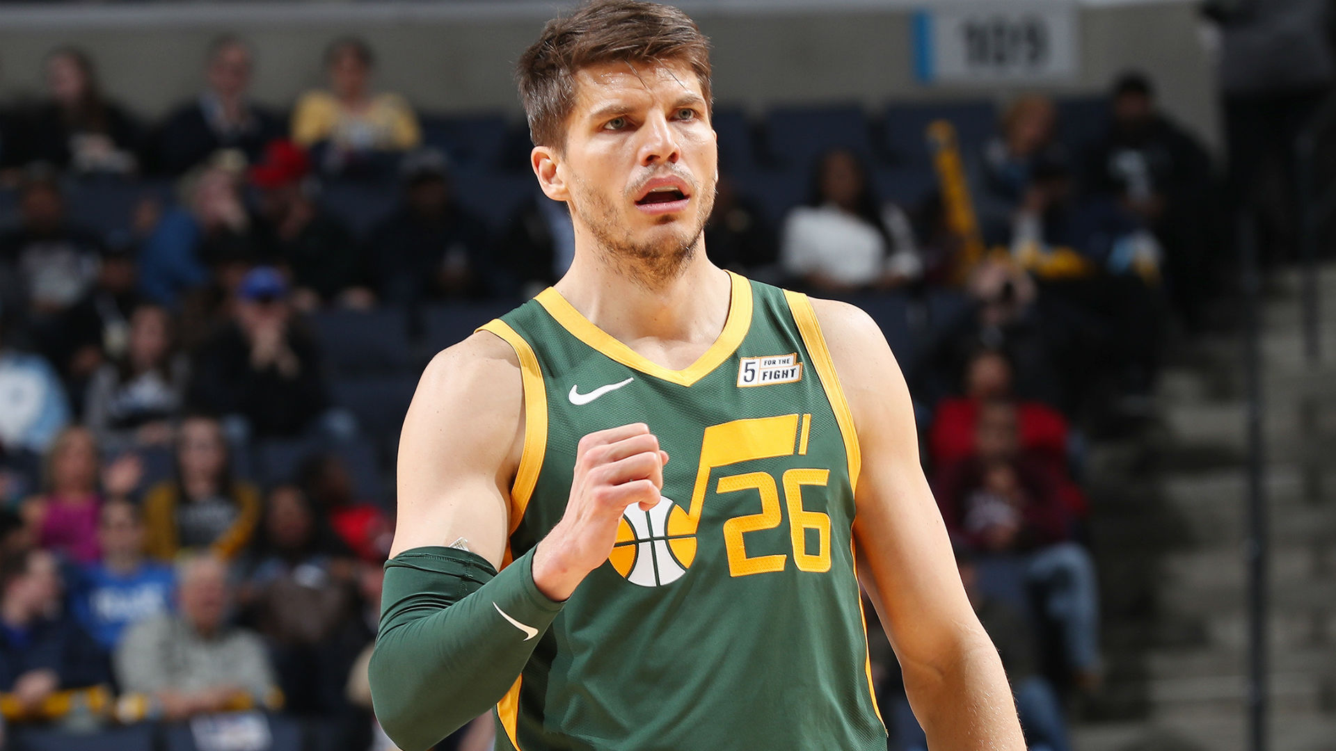Report: Kyle Korver has agreed to a one-year deal with the Milwaukee Bucks