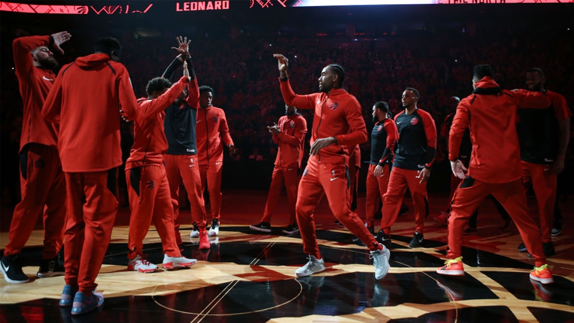 Nba Toronto Raptors Set Record Broadcast Viewership