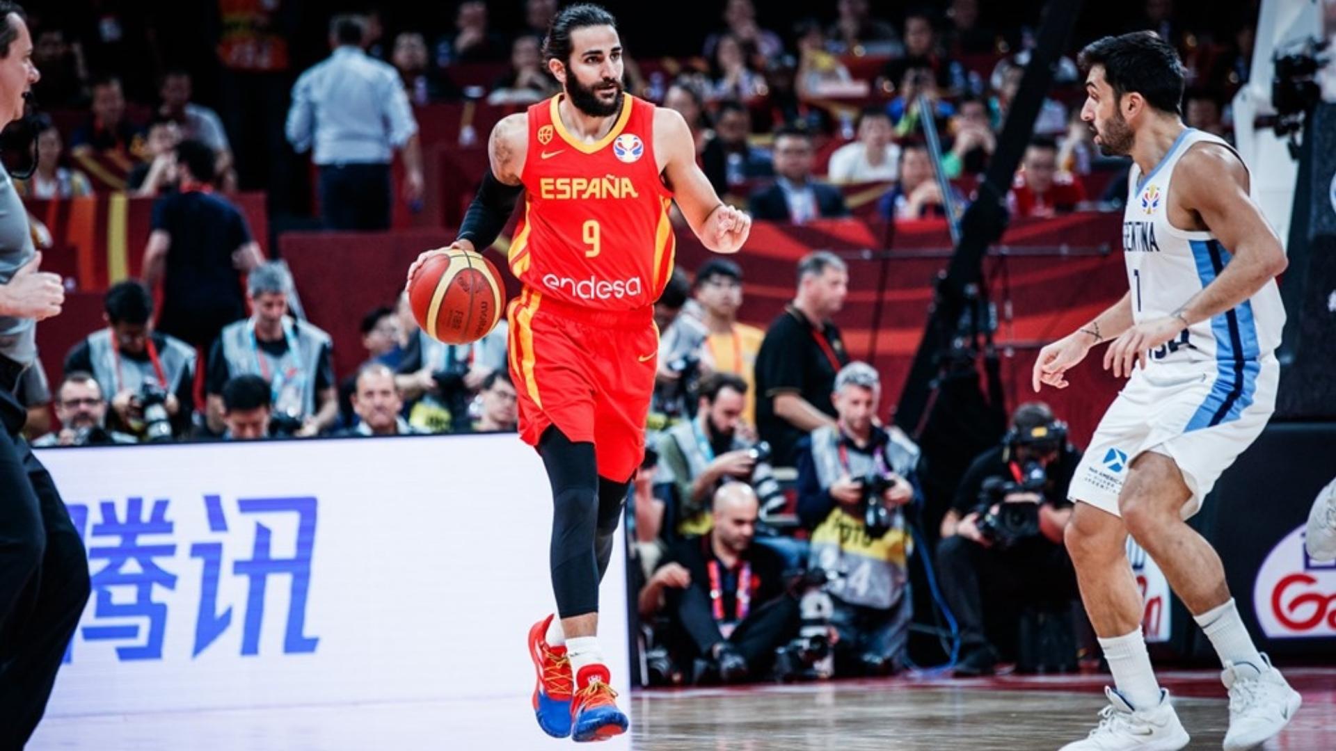 Mundial De Baloncesto 2019: Ricky Rubio, MVP Del Mundial