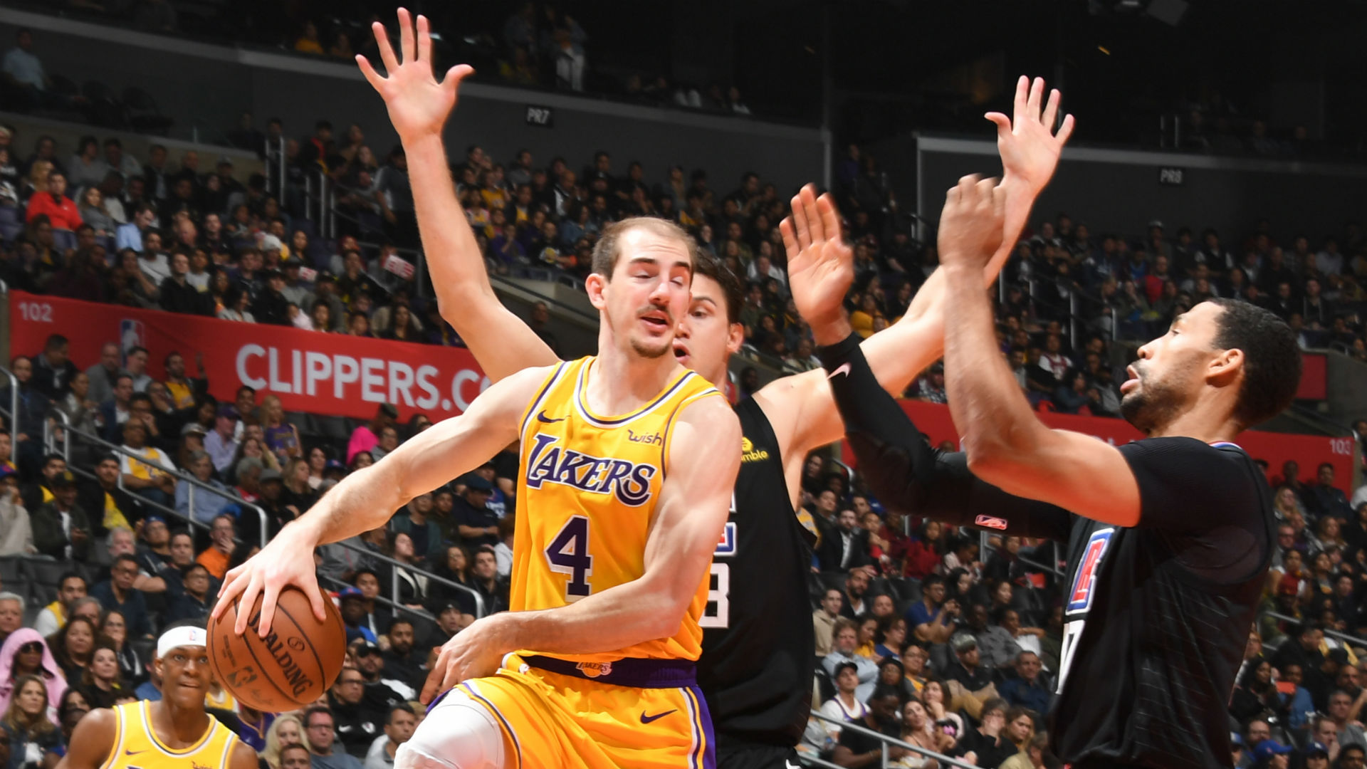 Nba Scores And Highlights Alex Caruso S Career Night