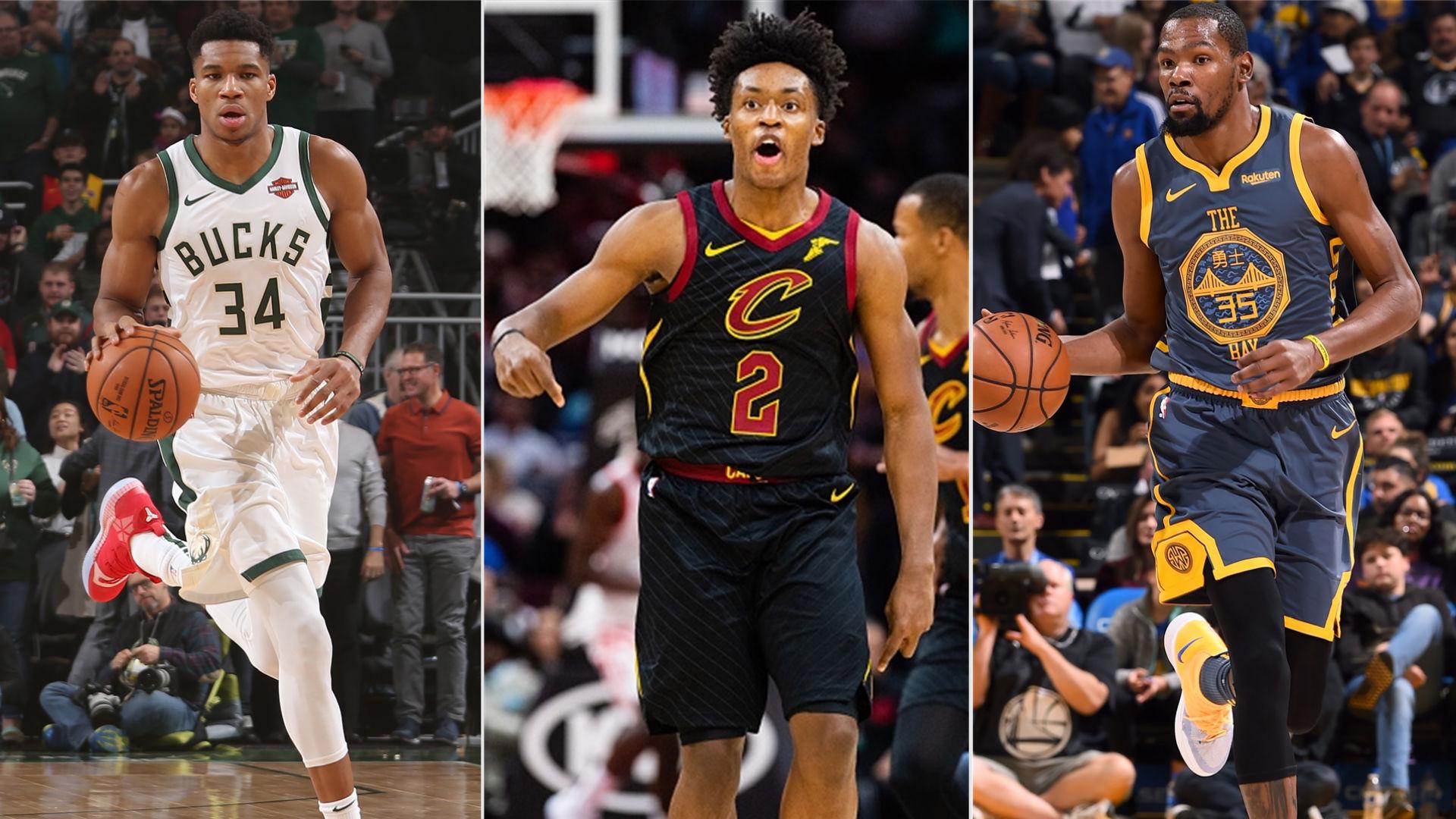 559039207ec NBA scores and highlights  Klay hits game-winner