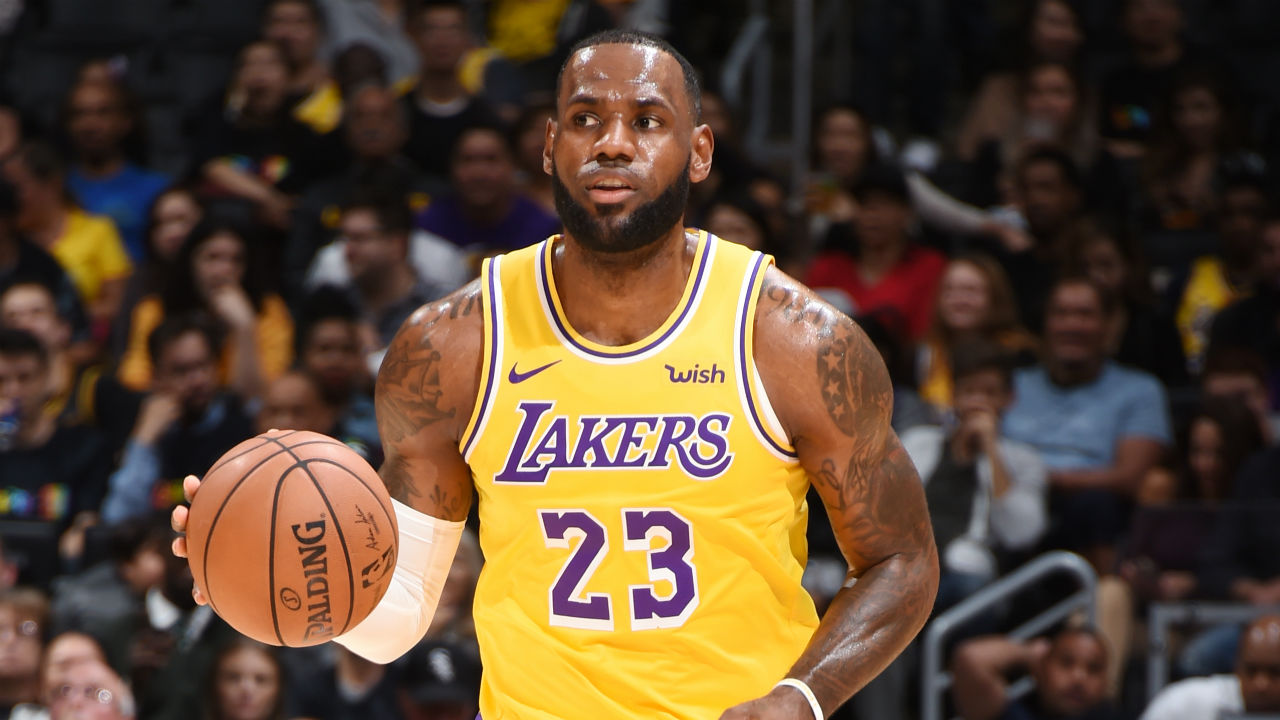 Live updates and highlights from LeBron James' Los Angeles ...